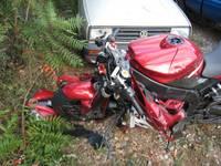 Highlight for album: Bike Accident